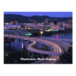Charleston, West Virginia Postcard