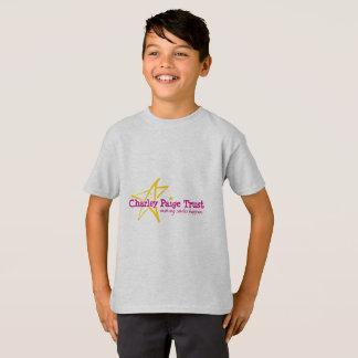 Charley Paige Trust Kids Logo T-Shirt