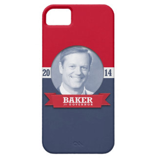 CHARLIE BAKER CAMPAIGN iPhone 5/5S COVER