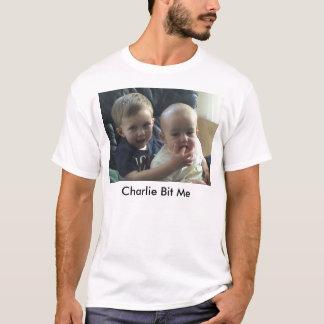 Charlie bit me - before bite - basic T-Shirt