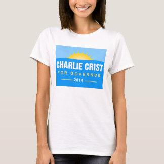 Charlie Crist Florida Governor 2014 T-Shirt