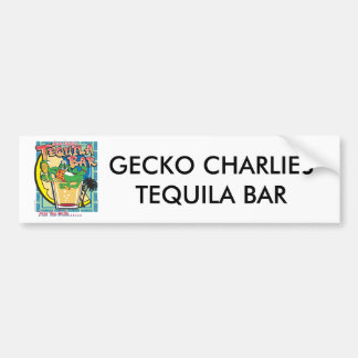 CHARLIE-in-SHOT Bumper Sticker
