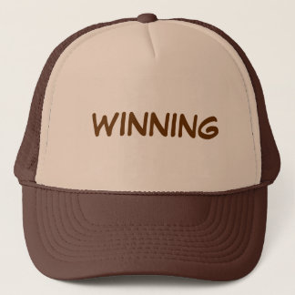 Charlie Sheen Winning Hat