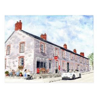 'Charlie's Coffee House' Postcard