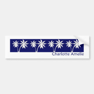 Charlotte Amelie, U.S.V.I. Car Bumper Sticker