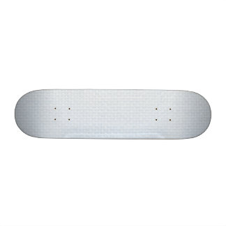 Charlotte Blue-Baby Princess Blue-Burlap Skate Deck