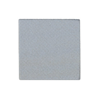Charlotte Blue-Baby Princess Blue-Square Quilted Stone Magnet