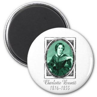 Charlotte Brontë Fridge Magnets