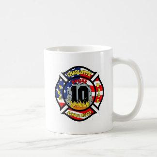Charlotte Fire Department Station No. 10 Mug