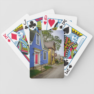 Charlotte Lane Shelburne Bicycle Playing Cards
