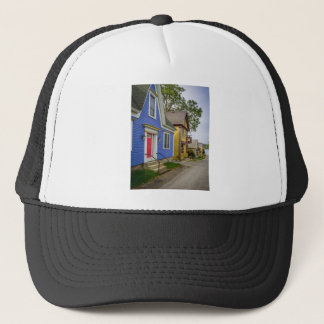 Charlotte Lane Shelburne Trucker Hat