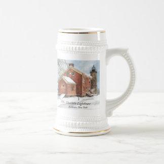 Charlotte Lighthouse Mug/Stein Beer Stein