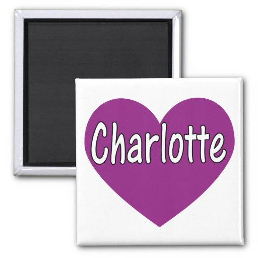Charlotte Magnet