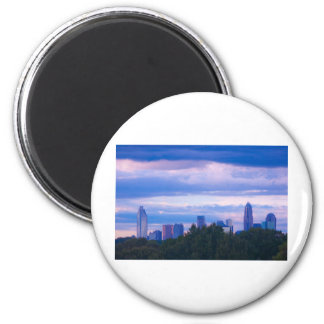 CHARLOTTE NC FRIDGE MAGNETS
