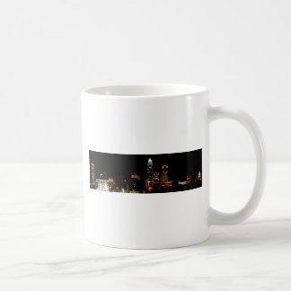 Charlotte NC Skyline Coffee Mug