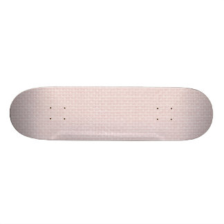 Charlotte Pink-Baby Princess Pink-Burlap Pillow Skateboard Decks