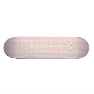 Charlotte Pink-Baby Princess Pink-Burlap Pillow Skate Boards