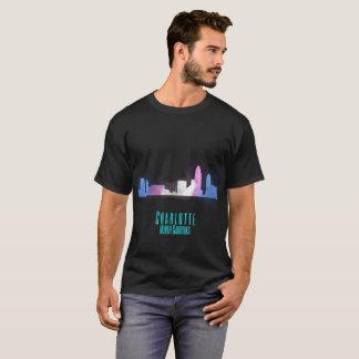 Charlotte Transgender Skyline T-Shirt