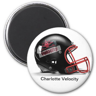 Charlotte Velocity Magnet