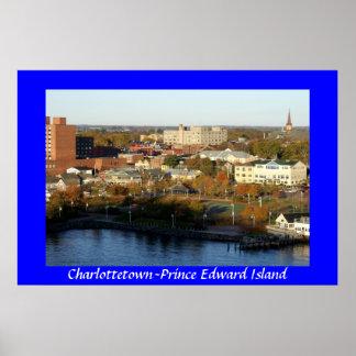 Charlottetown-Prince Edward Island Posters