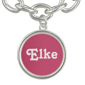 Charm Bracelet Elke