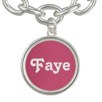 Charm Bracelet Faye