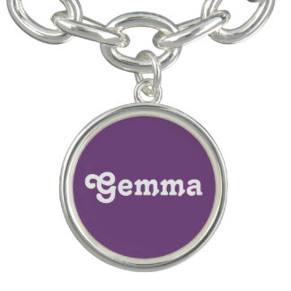 Charm Bracelet Gemma