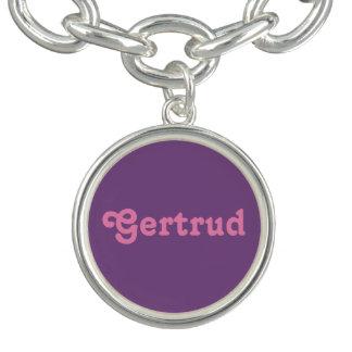 Charm Bracelet Gertrud