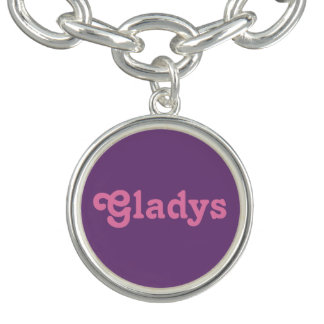 Charm Bracelet Gladys