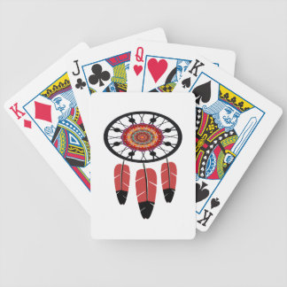 Charm of Protection Bicycle Playing Cards