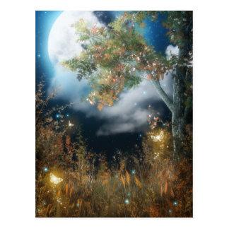 Charmed Woodlands 12 Postcard