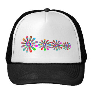 Charming BABY Girly Festive Prints Cap