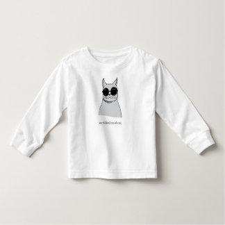 "Charming ""certified cool cat"" kids t-shirt"