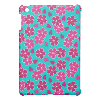 Charming Cherry Blossoms iPad Mini Cover