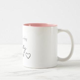 """charming """"CHRISTY"""" Mug"""
