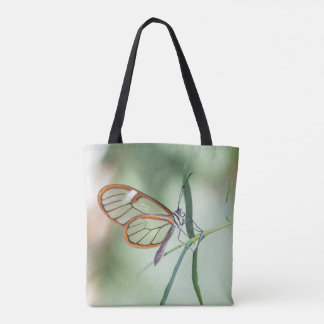 Charming Clear-wing Tote Bag