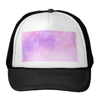 Charming light,pink hat