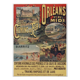 Charming Orleans Poster