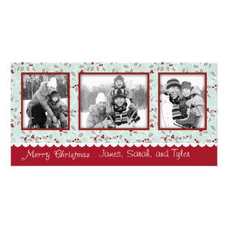 Charming Ornaments Photo Card Trio