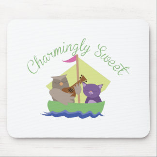 Charmingly Sweet Mouse Pad
