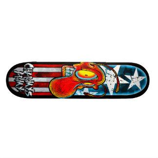 Charmy s Army - Zombie Ants Skate Deck