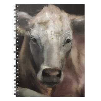 Charolais Cow Merchandise Notebooks