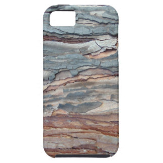 Charred Pine Bark iPhone 5 Cover
