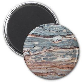 Charred Pine Bark Magnet