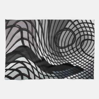 Ch'Art Piso - Straccio d'Artista (Artist's Rag) Tea Towel