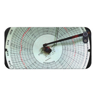 Chart Recorder iPhone Case iPhone 5 Cases