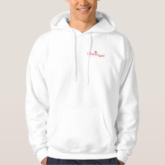 CharterSavvy Logo Hooded Sweatshirt Bareboating