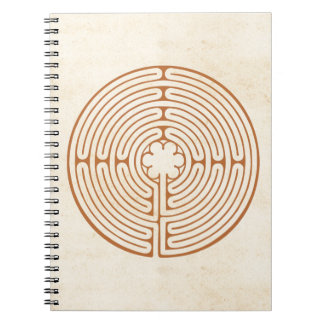 Chartres Labyrinth Notebook