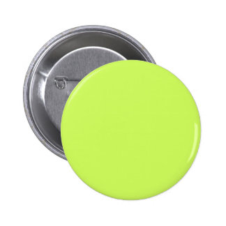 Chartreuse Pinback Button