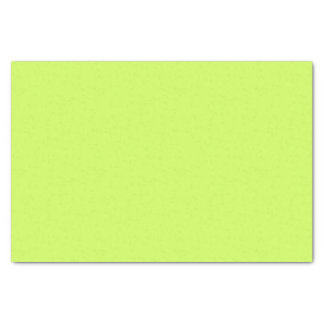 "Chartreuse Solid Color 10"" X 15"" Tissue Paper"